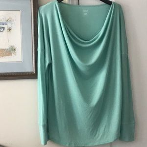 Soft cowl neck from a.n.a  NWT. Size XL
